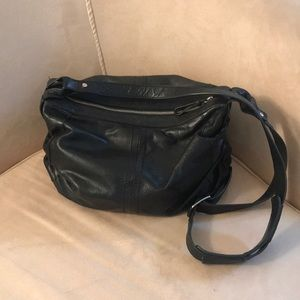 BR real leather bag